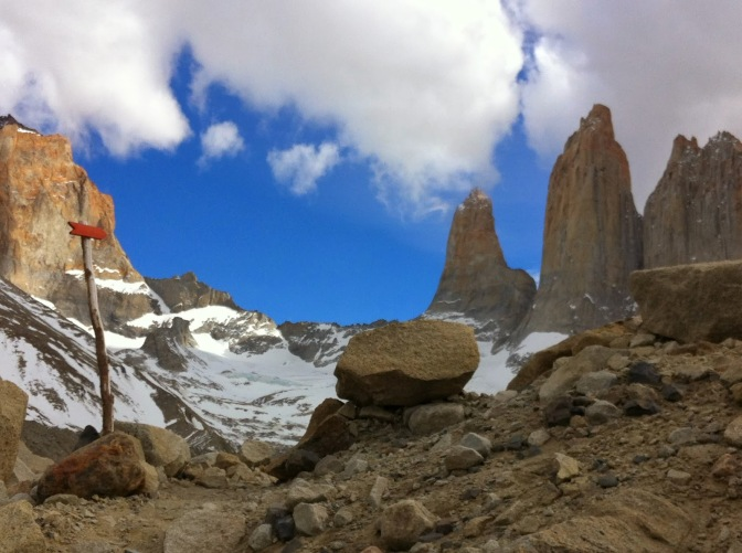 Chile de ruta, en 21 días