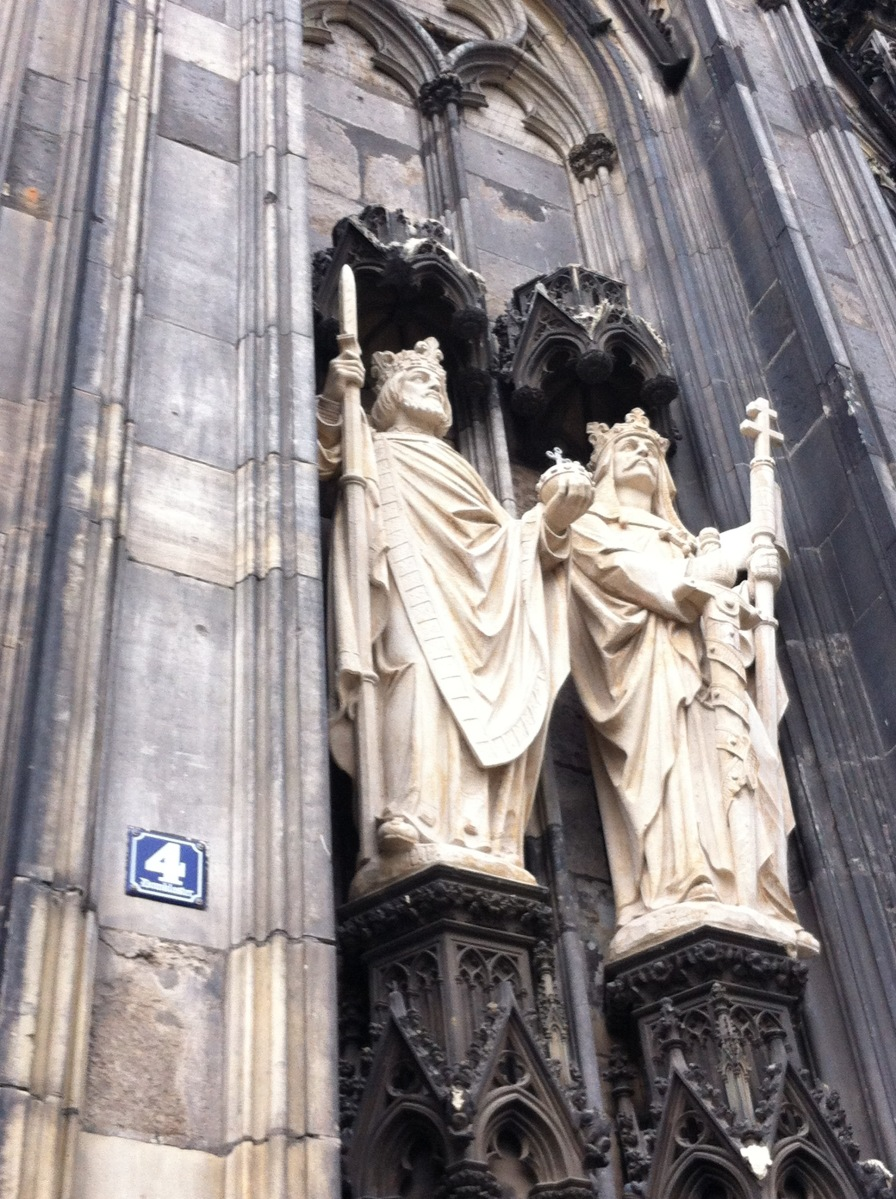 Una semana en Colonia, Alemania