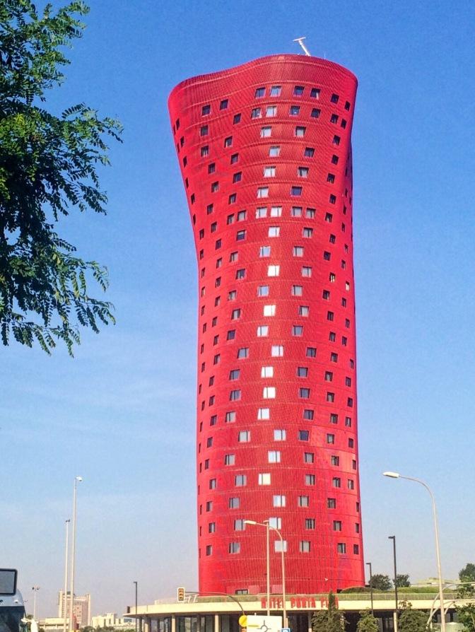 Ruta edificios Barcelona
