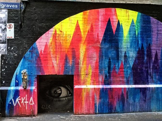 Ruta de Graffitis por Melbourne