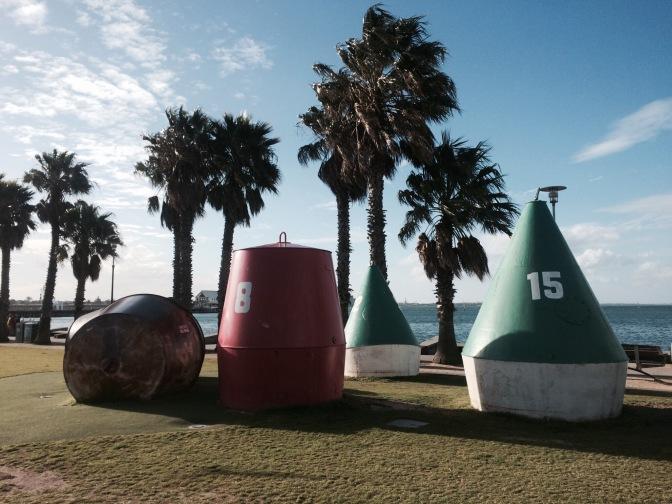 Visita a Geelong, Victoria