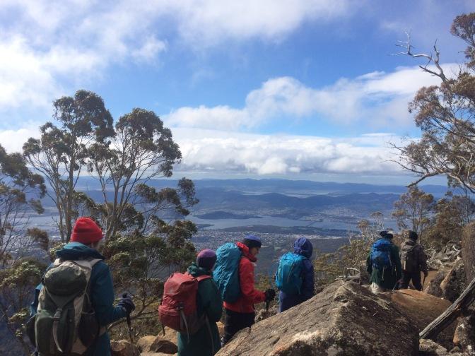 Senderismo en Hobart y alrededores