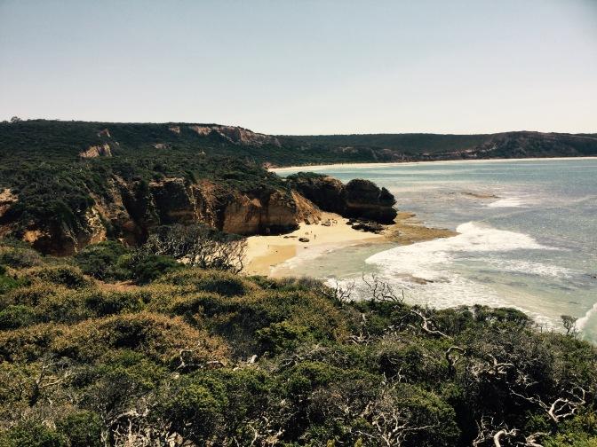 Día 2 : Ruta de Torquay a Cape Otway en Victoria, Australia