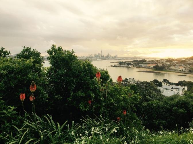 Visita a Auckland, Nueva Zelanda