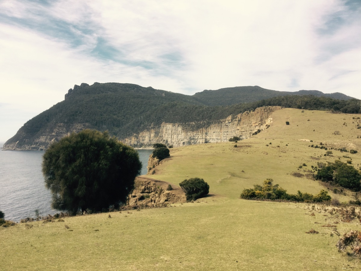 Ruta dos semanas por Tasmania