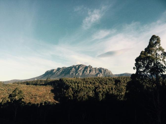 Día 8 : Ruta de Cradle Mountain a Strahan, Tasmania