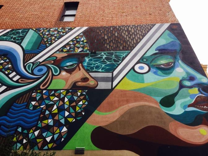 Ruta de Graffitis en Perth,  Western Australia