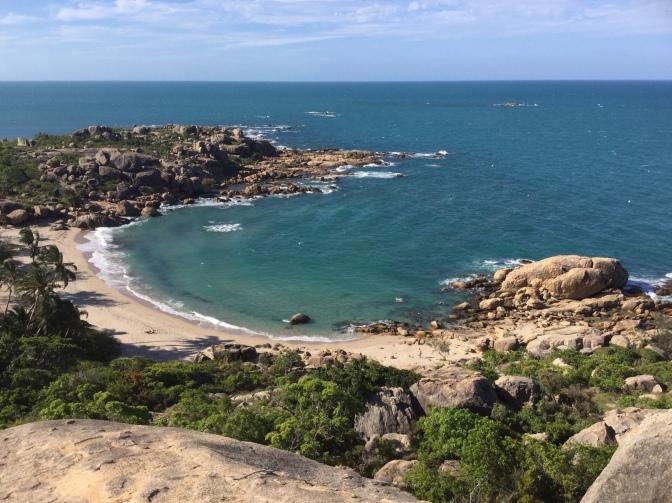 Día 7 : Ruta de Townsville a Bowen, Australia