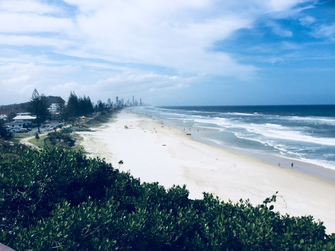 Visita a la Gold Coast, Australia