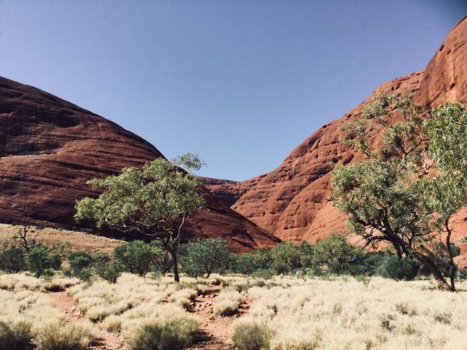 Visita Kata Tjuta, Australia