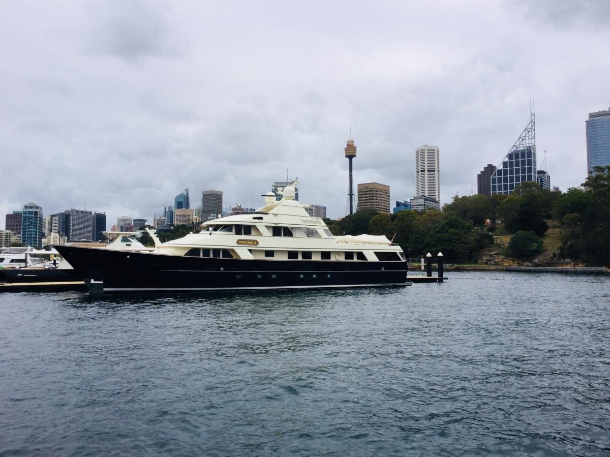Visitar Sydney en ferry, Australia