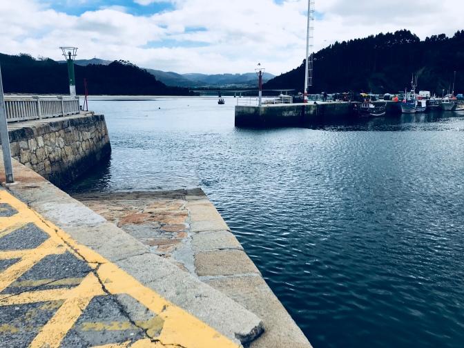 Ría Alta : O Vicedo, Lugo