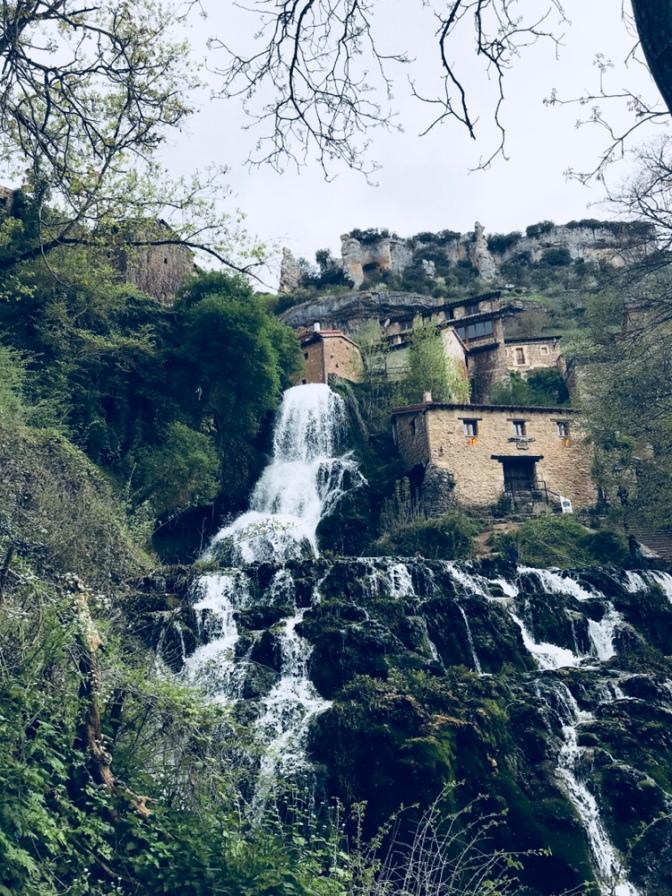 Visita a Orbanejo del Castillo, Burgos