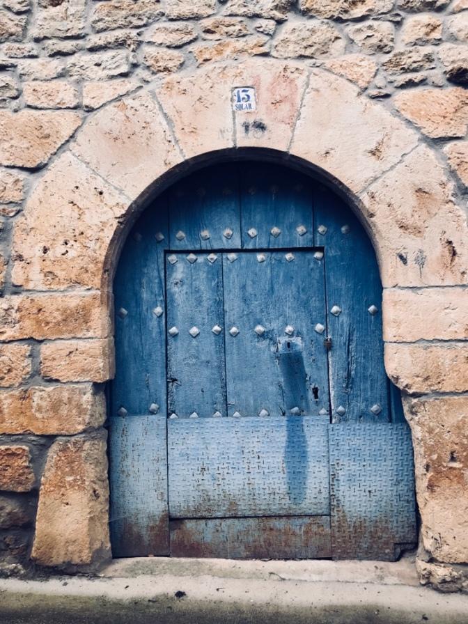 Visita a Pesquera del Ebro, Burgos