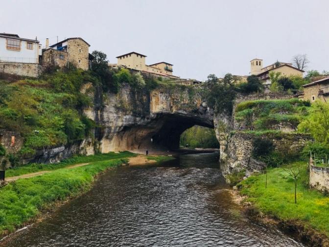 Visita a Puentedey, Burgos
