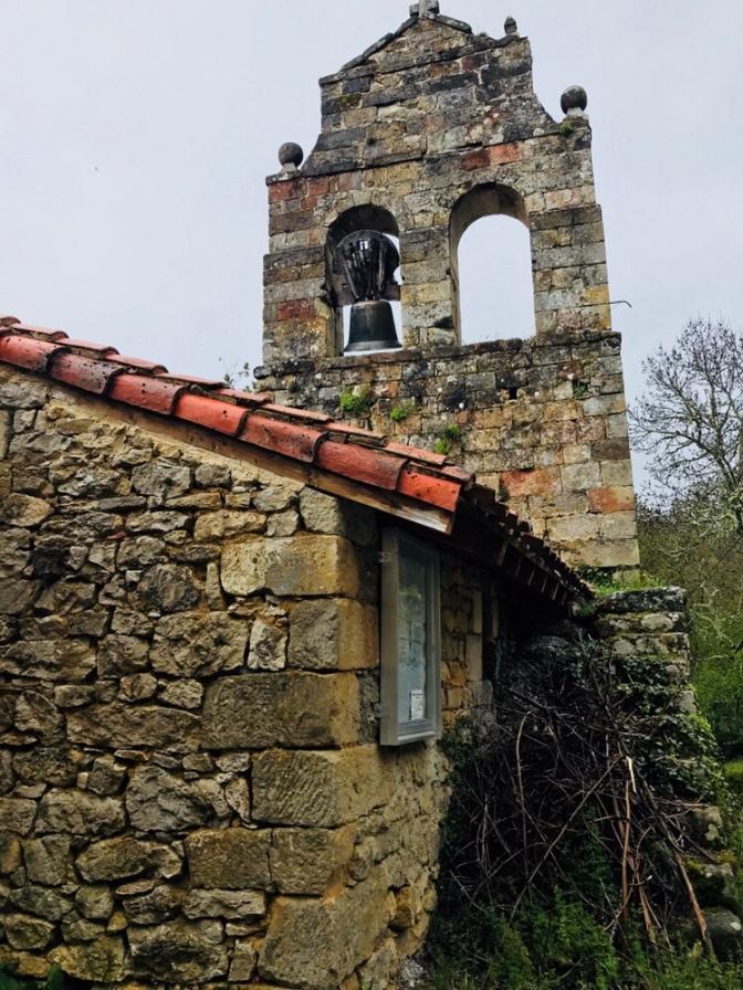 Visita a Villabascones de Bezana, Burgos