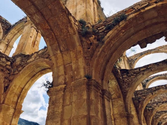 Visita al Monasterio de Santa María de Rioseco, Burgos