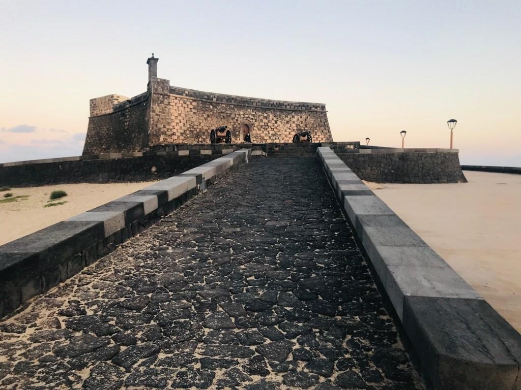 castillo de san Grabiel