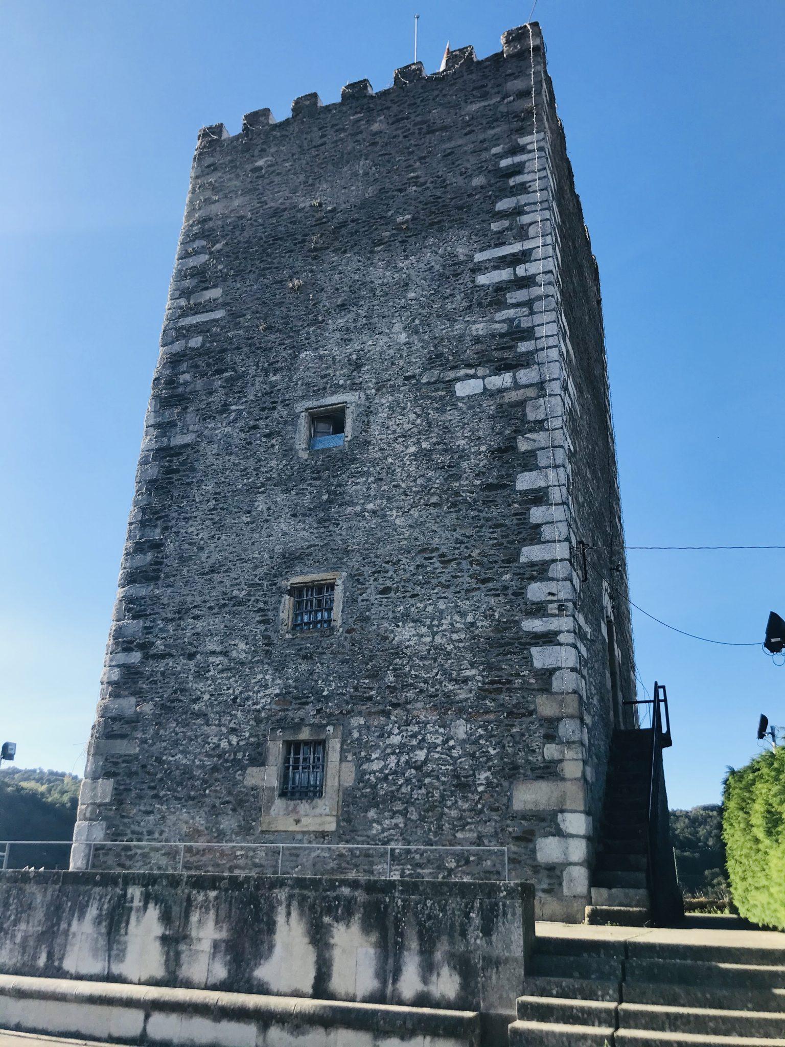 Torre de Viana do Bollo